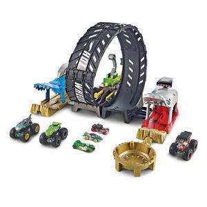 Mattel Hot Wheels - Monter Trucks Looping - GKY00