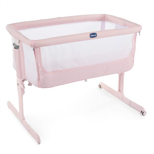 Chicco - Berço co-sleeping Next2Me Air Paradise Pink Chicco