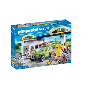Playmobil City Action Large Gas Station - 70201