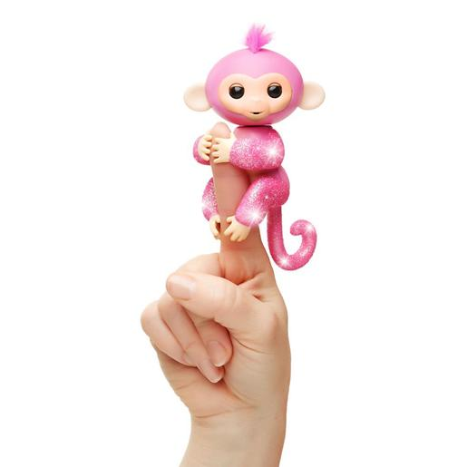 Fingerlings - Macaco Interativo com Brilhos (varias cores)