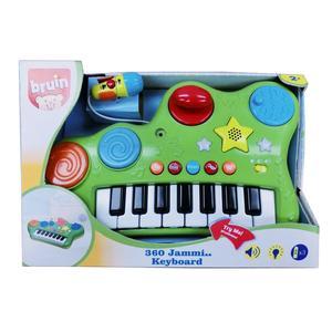 Teclado Musical Infantil com Efeitos de Som