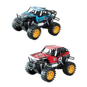 EZ Drive - Pack 2 Todo-o-Terreno Monster Rock Crawler