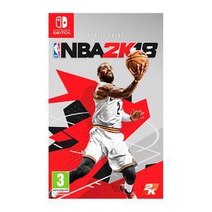 Jogo NBA 2K18 Nintendo Switch