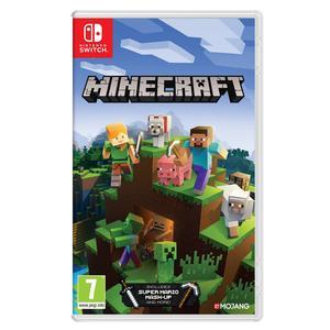 Jogo Minecraft: Nintendo Switch Edition Nintendo Switch