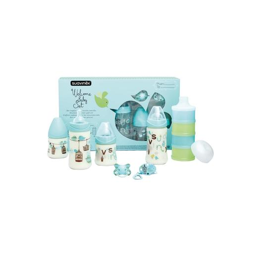 Suavinex - Set Welcome Baby 2- 4 meses Azul
