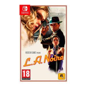 Nintendo Switch - L.A. Noire