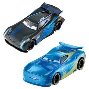 Cars - Jackson Storm e Danny Swervez - Pack 2 Carros Cars 3