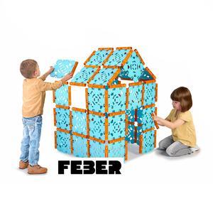 Feber Jogo de Construção Build-On - 800012608