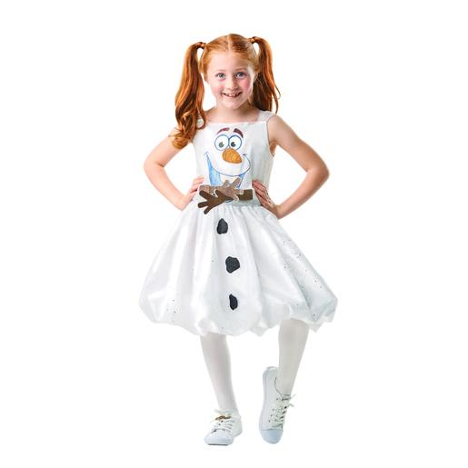 Frozen - Disfarce Infantil Olaf Travel Frozen II 8-10 Anos