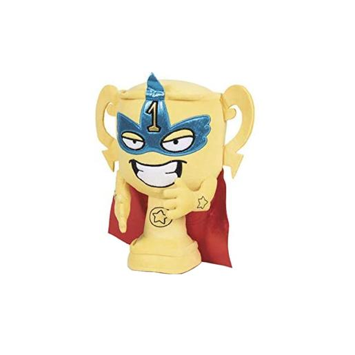 SuperZings - Peluche Trophy Golden 19 cm