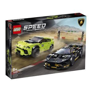 LEGO Speed Champions - Lamborghini Urus ST-X & Lamborghini Huracan Super Trofeo Evo - 76899