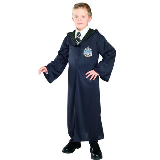 Harry Potter - Túnica Infantil Slytherin 8-10 anos