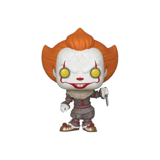 It Capítulo 2 - Pennywise con Cuchillo - Figura POP