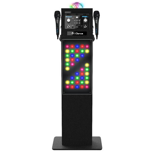 Altavoz Karaoke Party System con Led