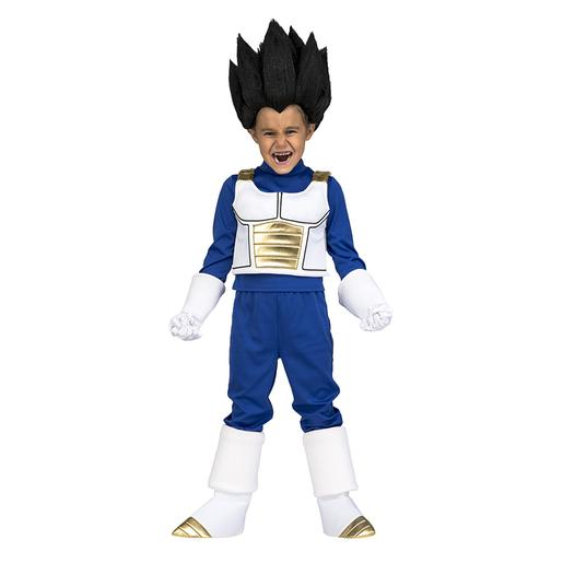 Dragon Ball - Disfarce Vegeta 7-9 anos