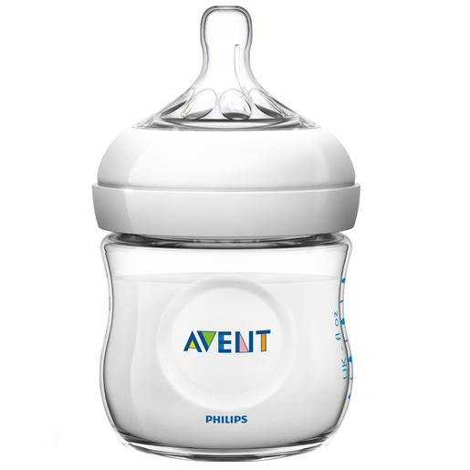 Philips Avent - Biberão Natural 125 ml