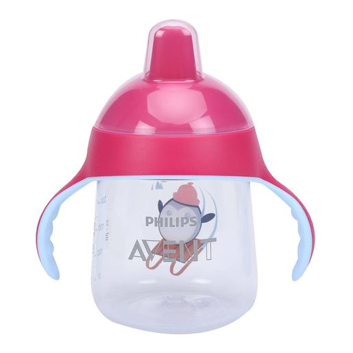 Philips Avent - Magic Caneca Anti-Gotejo 260 ml Rosa