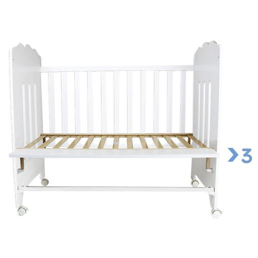 Micuna - Kit Co-Sleeping para Berço de 120 x 60 cm