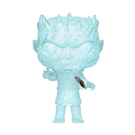 Game of Thrones - Rei da Noite com Adaga  - Figura Funko POP