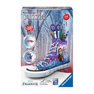 Ravensburger - Sneaker Frozen 2 - Puzzle 3D 108 Peças
