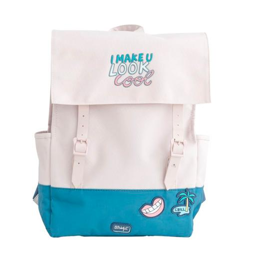 Mr. Wonderful - I Make U Look Cool - Mochila