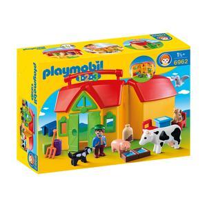 Playmobil 1.2.3 - Quinta Maleta - 6962