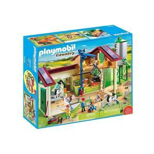 Playmobil Country - Quinta com Silo - 70132