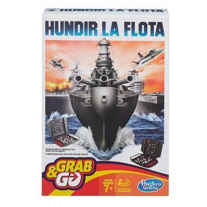 Batalha naval - Jogo de Viagem
