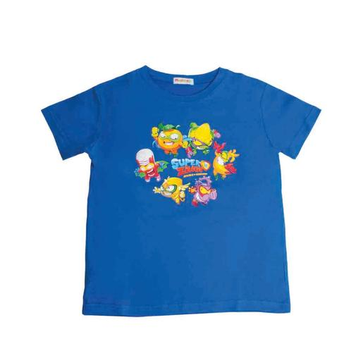 SuperZings - T-Shirt Azul