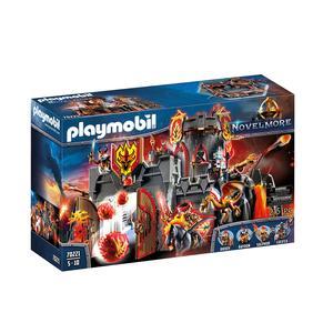 Playmobil Knights - Fortress Fire Rock - 70221