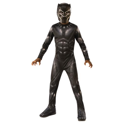 Black Panther - Disfarce Infantil 3 a 4 anos