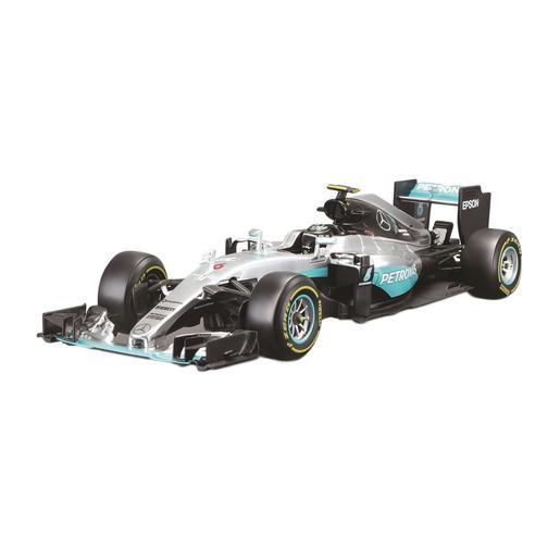 Bburago - Fórmula 1 1:18 (várias cores)