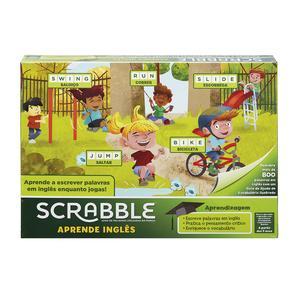 Mattel Scrabble Aprende Inglês