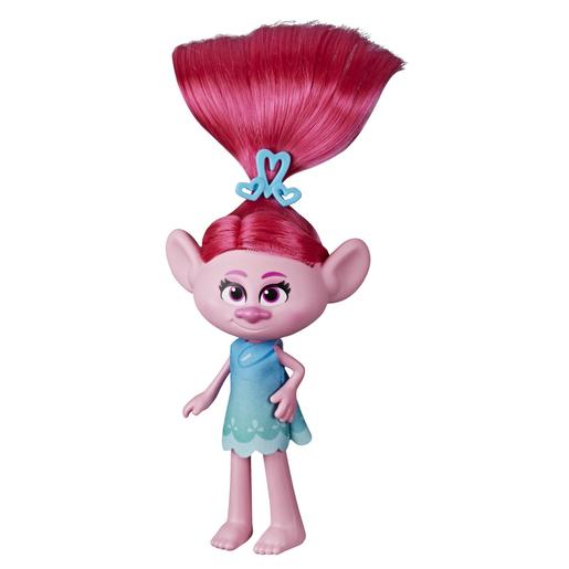 Trolls - Poppy - Boneca Fashion Trolls 2