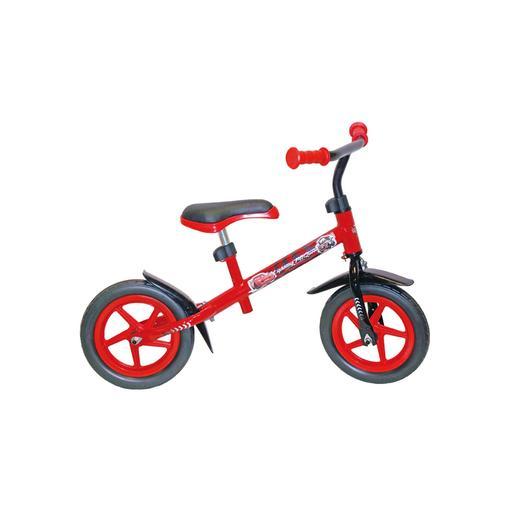 Cars - Bicicleta 10 polegadas