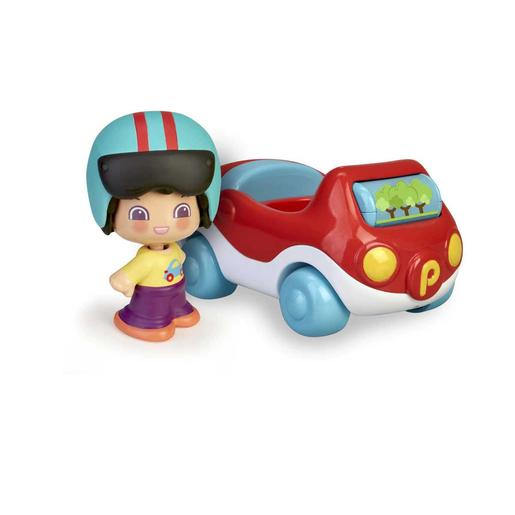 My First Pinypon - Happy Vehicles - Carro