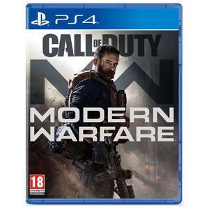PS4 - Call of Duty Modern Warfare