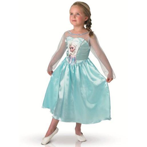 a01a1251376 Frozen - Disfarce Infantil Clássico Elsa 3-4 Anos
