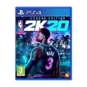 PS4 - NBA 2K20 Legend Edition