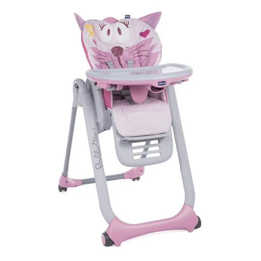 Chicco - Cadeira de Papa Polly 2 Start Miss Pink