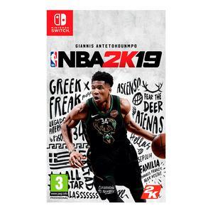 Jogo NBA 2K19 Nintendo Switch
