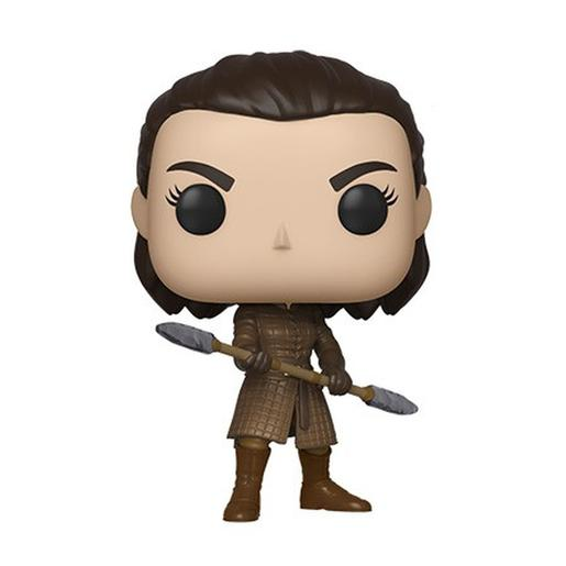 Game of Thrones - Arya Stark com Espada de Duas Pontas - Figura Funko POP