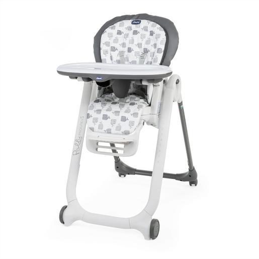 Chicco Cadeira Papa Polly Progres5 Edição Especial Grey