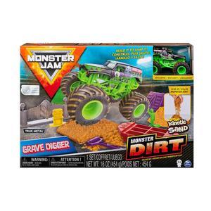 Monster Jam - Playset Deluxe (vários modelos)