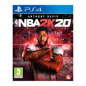 PS4 - NBA 2K20