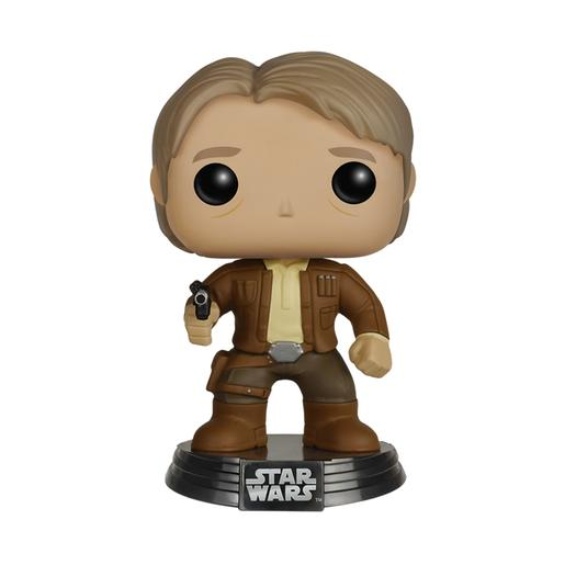 Star Wars - Han Solo - Figura POP