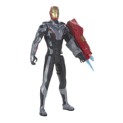 Os Vingadores - Iron Man - Figura 30 cm Titan Hero Power FX
