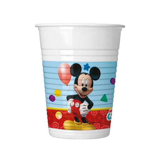 Mickey Mouse - Pack 8 Copos
