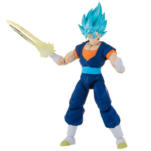 Dragon Ball - Super Saiyan Blue Vegetto Figura Deluxe Super