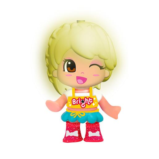 Pinypon - Figura Bright Cores Mágicas